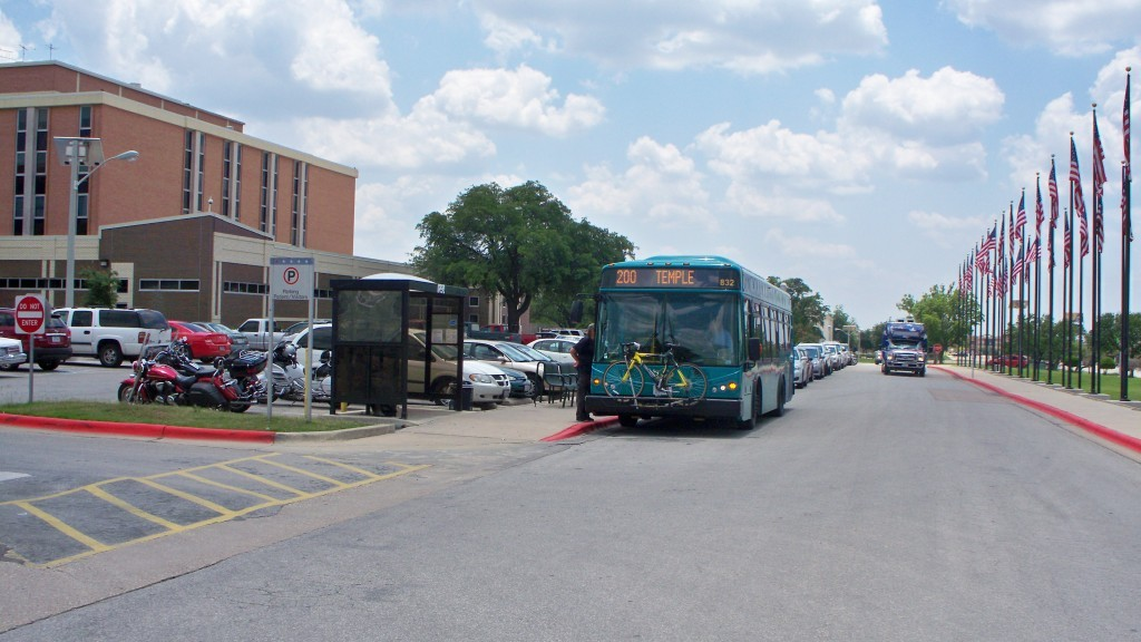 Public Transportation Killeen Temple Metropolitan Planning Organization