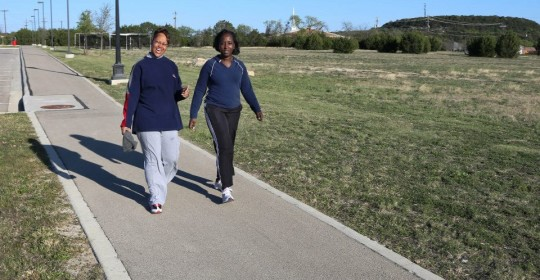 Heights plans to expand sidewalks