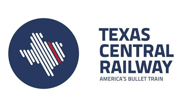 Texas High-Speed Rail between Dallas and Houston